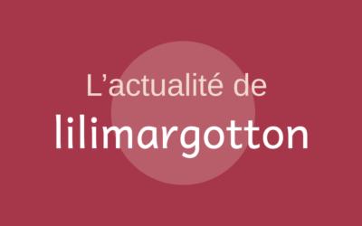 L'actualité de lilimargotton
