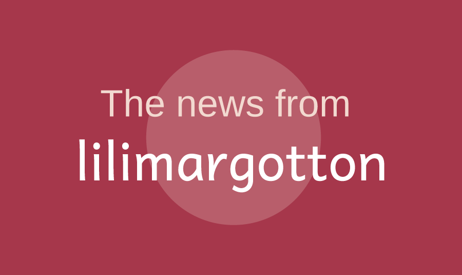News from lilimargotton