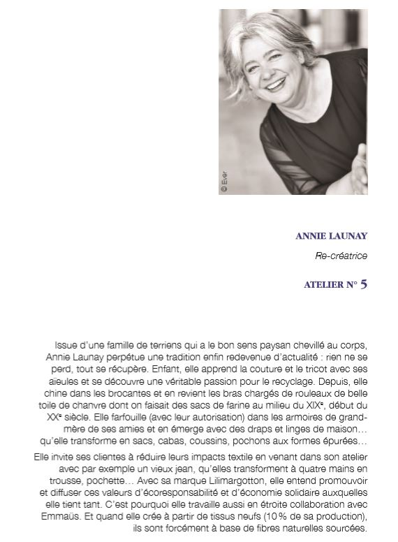 portrait lilimargotton livret suresnes artisans d'art galerie la verrière