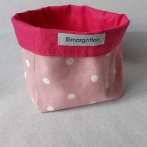 paniere-auguste-rose-pois-blanc-coton-lilimargotton