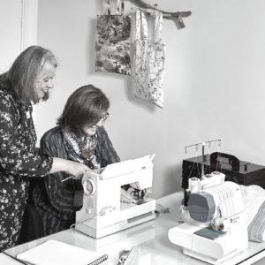 cours atelier couture upcycling recyclage textile Suresnes paris ile de france