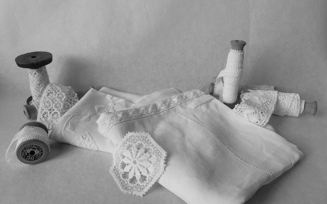 Recyclage textile – cours particuliers – créneaux du lundi