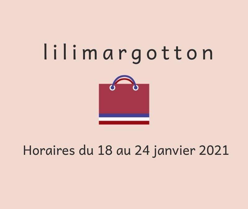 lilimargotton adapte ses horaires au couvre-feu