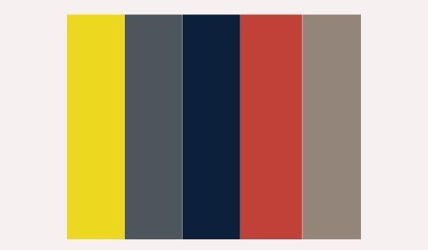 Quelles sont les 5 couleurs tendances en 2021 ?