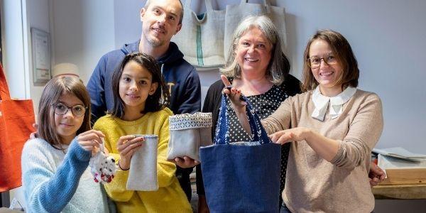 Couture écoresponsable : une offre complète d'ateliers sur Suresnes !