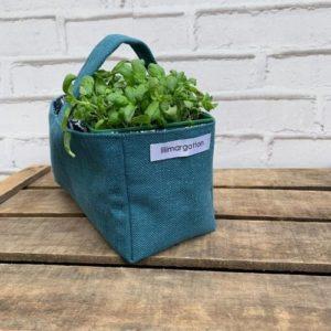 jardiniere josephine bleu
