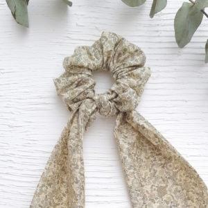 lilimargotton-chouchou-foulard-liberty-vert
